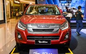 Bán chậm, Isuzu D-Max giảm giá mạnh tại đại lý với mức cao nhất 150 triệu đồng
