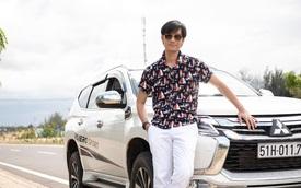 Nhan Phúc Vinh tự cầm lái SUV chạy hơn 1.000 km: 'Phượt' giúp tôi 'xả vai' và giữ cân bằng cuộc sống