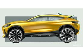 BMW nhăm nhe sản xuất thêm SUV cỡ nhỏ dưới cả X1, X2: Dân tình tò mò cách đặt tên