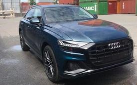 Thêm Audi Q8 màu độc về Việt Nam nhưng người mua xe chính hãng vẫn phải chờ mòn mỏi