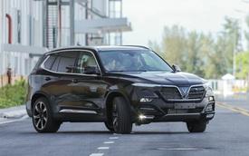 Chi tiết VinFast Lux SA2.0 - Xe Việt, nền tảng BMW, giá ngang Hyundai Santa Fe