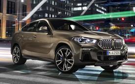 Ra mắt BMW X6 thế hệ mới - Đàn em X7 sẽ trình diện tại Việt Nam cuối tuần này