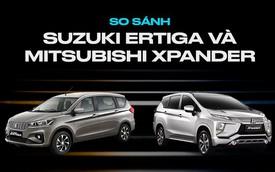 Chọn Mitsubishi Xpander hay Suzuki Ertiga: Cuộc so găng khốc liệt xe 7 chỗ giá chỉ 600 triệu