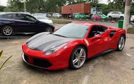 Siêu xe Ferrari 488 GTB của Tuấn Hưng hồi sinh gần như hoàn toàn sau tai nạn, sẵn sàng lăn bánh ra phố