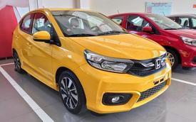 Đại lý Honda tặng tiền mặt và phụ kiện tất cả mẫu xe, cao nhất hơn 100 triệu đồng
