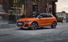 Ra mắt Audi Citycarver - Crossover rẻ nhất phát triển từ A1