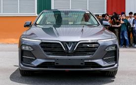 VinFast Lux A2.0 - Xe Việt dùng nền tảng BMW với tầm giá Toyota Camry