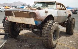 Lôi ra từ bãi rác, xe địa hình có thể tái sử dụng?