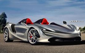 McLaren ra mắt phiên bản xe mui trần trong năm 2020 với giá triệu đô