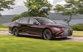 Ra mắt Lexus LS 500 Inspiration 2020 - Hàng hiếm với những trang bị độc quyền
