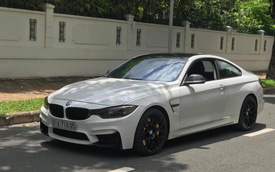 5 năm tuổi, hàng hiếm BMW 428i Coupe bán lại chỉ đắt hơn Honda Accord 150 triệu dồng