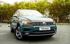 Volkswagen Tiguan Allspace nâng cấp công nghệ vượt Mercedes-Benz GLC 200, giá gần 1,85 tỷ đồng
