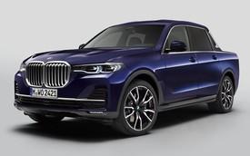 'Siêu phẩm' BMW X7 sắp ra mắt Việt Nam có phiên bản bán tải