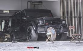 'Siêu SUV' Brabus G850 động cơ mạnh hơn 800 mã lực xuất hiện trong garage một đại gia Hà Nội