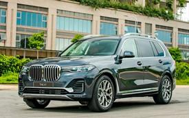 Chi tiết BMW X7 chính hãng: Lấy trang bị và giá bán 'đè bẹp' Lexus LX570