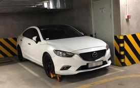 Bị nhắc nhở đỗ sai, chủ xe Mazda6 nhận 'mưa gạch đá' khi lên mạng xã hội kêu oan