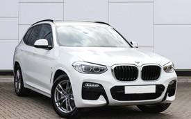 BMW X3 2019 chào khách Việt với 3 phiên bản - Đối thủ nặng ký của Mercedes-Benz GLC