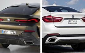 So găng BMW X6 2020 vs thế hệ trước: Liệu có đáng lên đời?