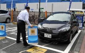 Người Nhật thuê xe không phải để lái mà để... làm việc, ăn/ngủ trưa, thậm chí còn làm hành động này