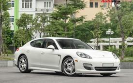 6 năm tuổi, Porsche Panamera hạ giá còn hơn 2 tỷ đồng, rẻ ngang Mercedes-Benz E-Class vừa ra mắt