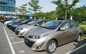 Toyota Vios và 4 lần bị truất ngôi vương tại Việt Nam trong năm 2019