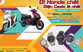 Honda Vision và Air Blade đồng loạt tung khuyến mại hút khách Việt