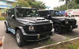 Đại gia Việt sắm cặp 'khủng long' Brabus 700 và Brabus 800 thể hiện cá tính khi Mercedes-AMG G63 đã trở nên đại trà