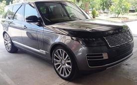 Range Rover SVAutobiography 2019 hàng hiếm giá ngang siêu xe về tay đại gia Hà Nam