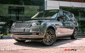 Giữ Range Rover SVAutobiography như mới sau 4 năm, người bán tự tin rao gần 10 tỷ đồng, 'khuyến mại' chi tiết độ độc đáo