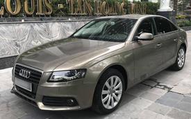Audi A4 đời 2011 biển số Hà Nội được chủ nhân rao bán giá 665 triệu đồng