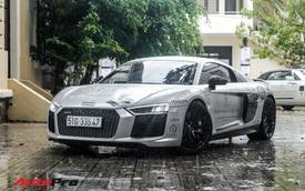 Doanh nhân Đặng Lê Nguyên Vũ bán lại Audi R8 V10 Plus cho một showroom ở Sài Gòn