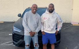 Chơi như rapper Kanye West: Tặng hẳn Lamborghini Urus cho quản lý cũ