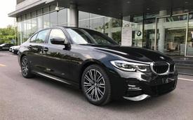 Dân mạng xôn xao BMW 330i M Sport 2020 giá gần 2,4 tỷ đồng tại Việt Nam nhưng không có lẫy chuyển số
