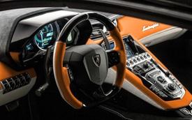 Lamborghini Aventador độ nội thất khủng, chi phí ngang một chiếc Land Rover Discovery Sport 2019