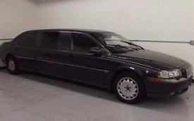 Limousine Volvo S80 đời 2001 từng tháp tùng nhân viên ngoại giao Thụy Điển đăng bán giá chưa tới 4.000 USD