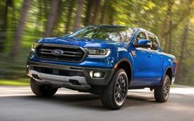 Vua bán tải Ford Ranger bổ sung gói trang bị mới: Thay đổi từ trong ra ngoài