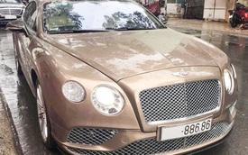 Bentley Continental GT 2005 độ model 2015 bán lại rẻ ngang Mercedes-Benz E-Class 2019
