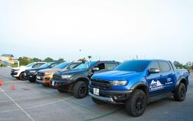 Ford đưa dàn SUV, bán tải đi khắp Việt Nam - Tham vọng tăng doanh số xe gầm cao