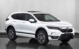 Lộ diện Honda Breeze - SUV thân CR-V kết hợp đầu Accord