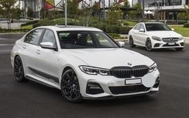 BMW 3-Series thêm cạnh tranh với Mercedes-Benz C-Class bằng động cơ hybrid