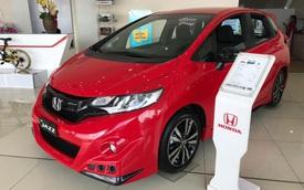 Chỉ sau 1 tháng, Honda Jazz từ đỉnh cao doanh số lọt danh sách xe bán chậm nhất tại Việt Nam