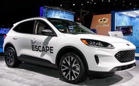 5 điều cần biết về Ford Escape 2020 chuẩn bị bán tại Việt Nam