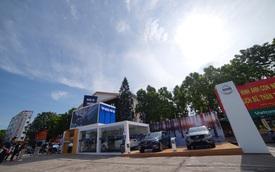 Showroom di động - Chiêu hút khách Việt của Volvo