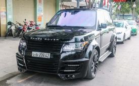 Đại gia Sài Gòn biến Range Rover thế hệ cũ giống hệt thế hệ mới nhờ độ thêm các chi tiết này