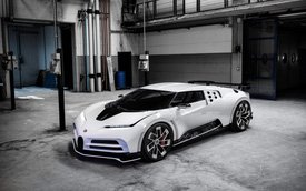 Khổ như đại gia mua Bugatti: Chi gần 10 triệu USD 'tậu' Centodieci sau 2 năm vẫn chưa nhận được xe