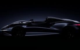 McLaren tiếp tục hé lộ siêu phẩm triệu đô, chỉ sản xuất 399 chiếc