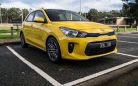 Kia Rio chuẩn bị phiên bản mới, nỗ lực đuổi theo Toyota Vios