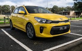 Kia Rio facelift lần đầu lộ diện: Nhiều điểm mới hơn tưởng tượng, cạnh tranh Toyota Vios