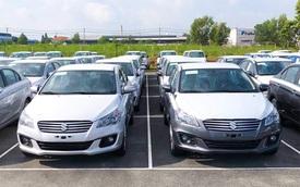 Suzuki Ciaz giảm giá còn từ 449 triệu đồng cạnh tranh Toyota Vios, để ngỏ khả năng ra mắt phiên bản mới tại Việt Nam