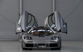 Danh hiệu xe McLaren đắt nhất thế giới vừa thuộc về tay dòng tên này